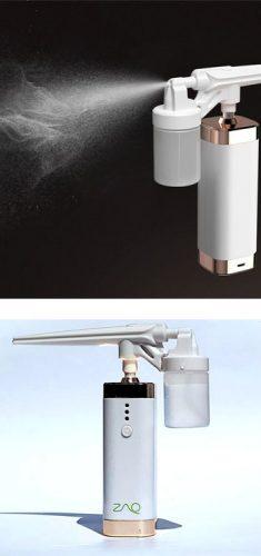 OxyFus Oxygen Infuser Spray